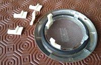 Light Fitting Retainer Clip Repair (3D Printing)